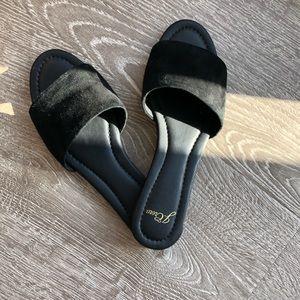 J. Crew Suede Sandals